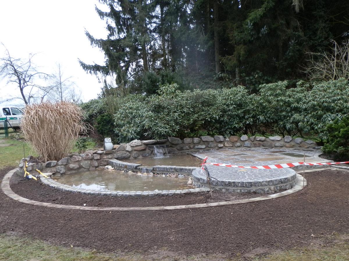 Trigala Armin Trimpe - Teichbau - Wasserspiele - Bild 03